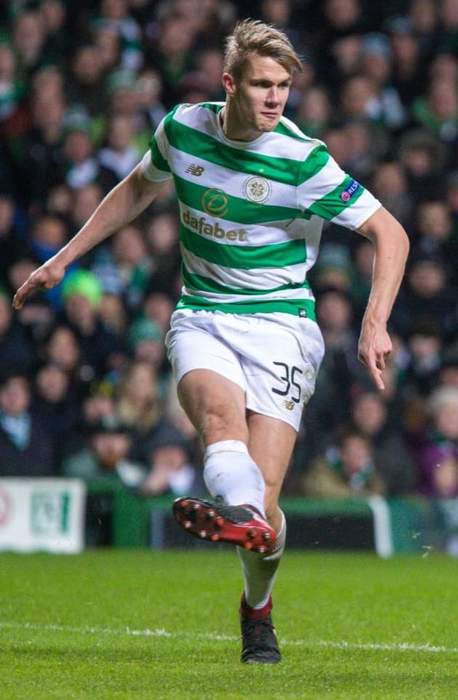 Kristoffer Ajer: Brentford sign Norway centre-back from Celtic on five-year deal