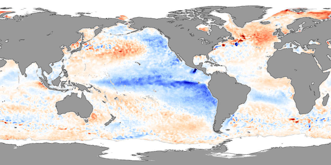 La Nina alert: more rain and lower temps