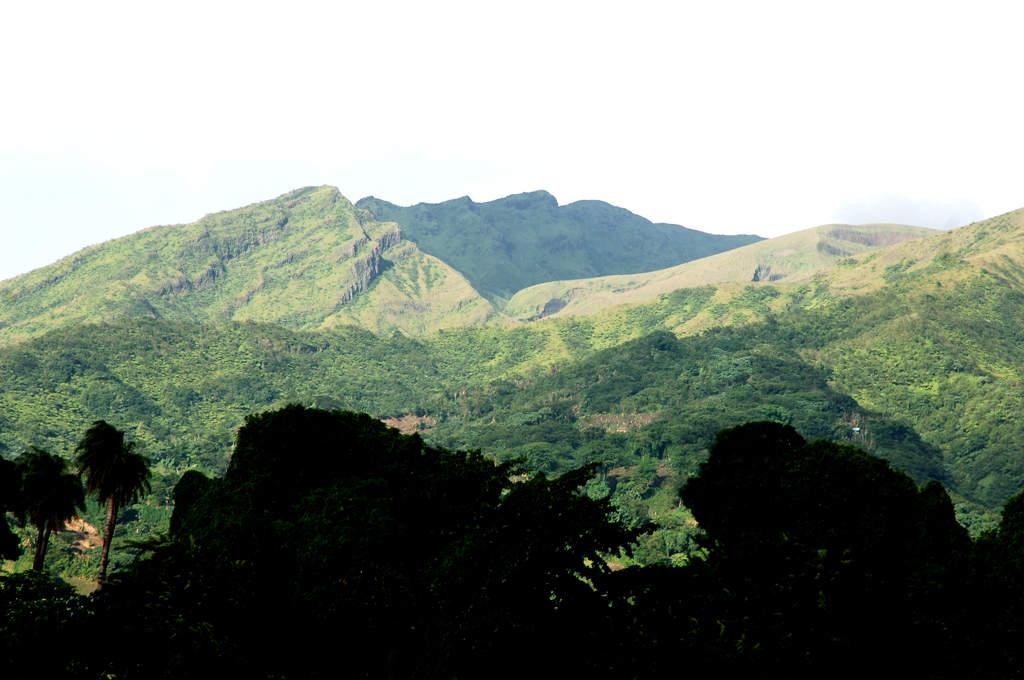 La Soufrière (volcano)
