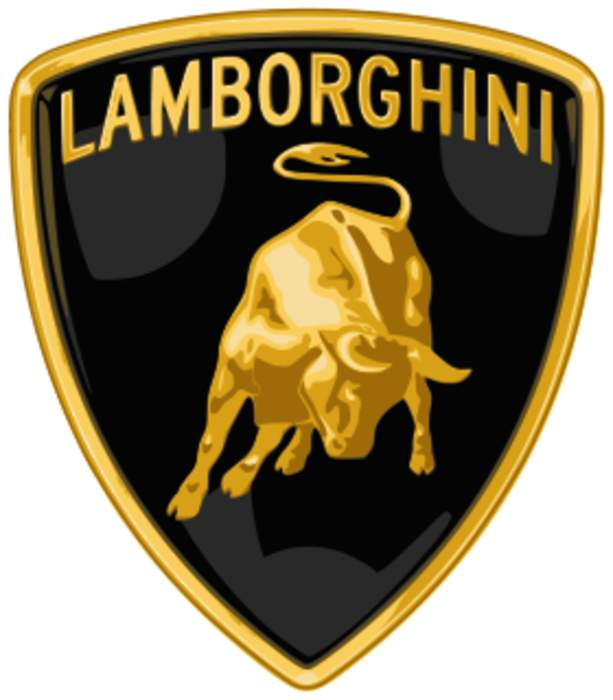 Hooner's Lamborghini clocked at 200km/h to be auctioned