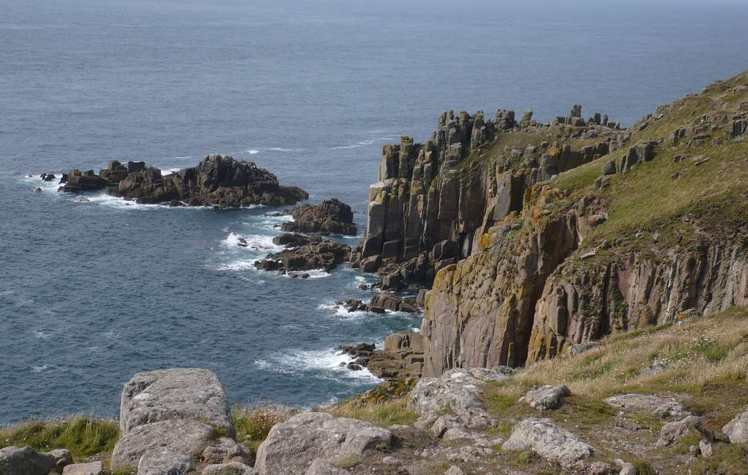 Flying from Land's End to John O'Groats on a paramotor