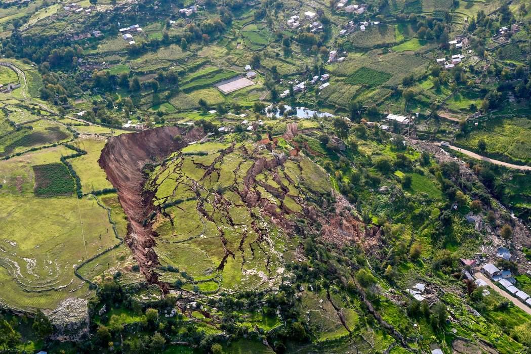 Landslide kills at least 20 in Mumbai after heavy rain