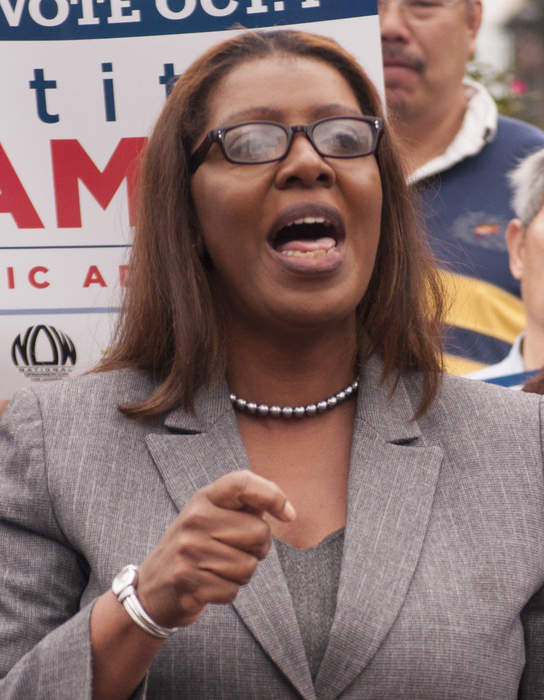 The rise of New York AG Letitia James as she takes on Cuomo, Trump