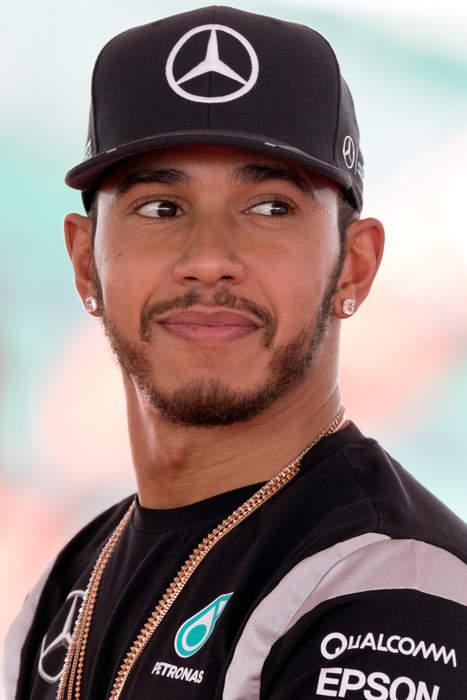 Hamilton on pole position in Portugal