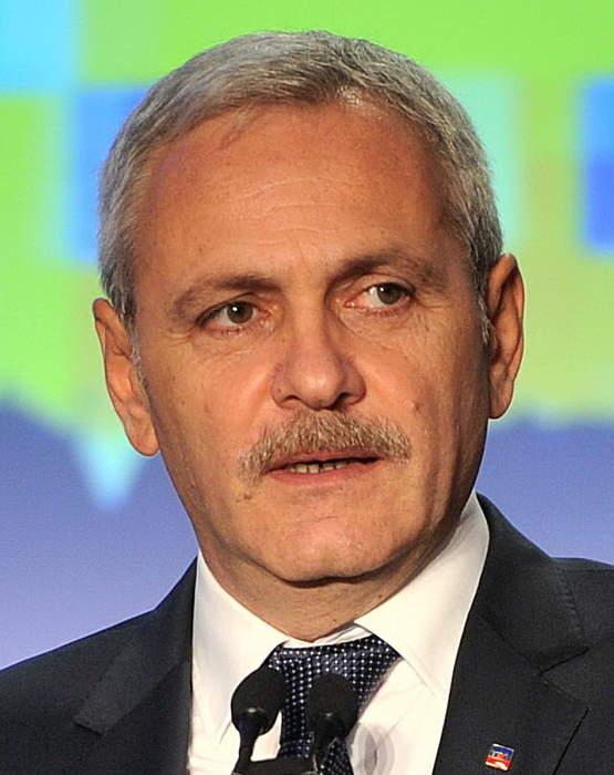 U.S. bans Romanian party leader after corruption conviction upheld
