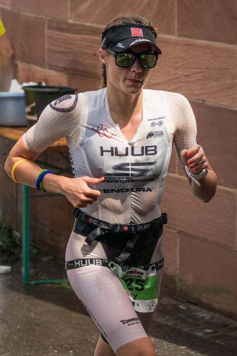 Triathlon: World half Ironman champion Lucy Charles-Barclay eyes 2024 Olympics