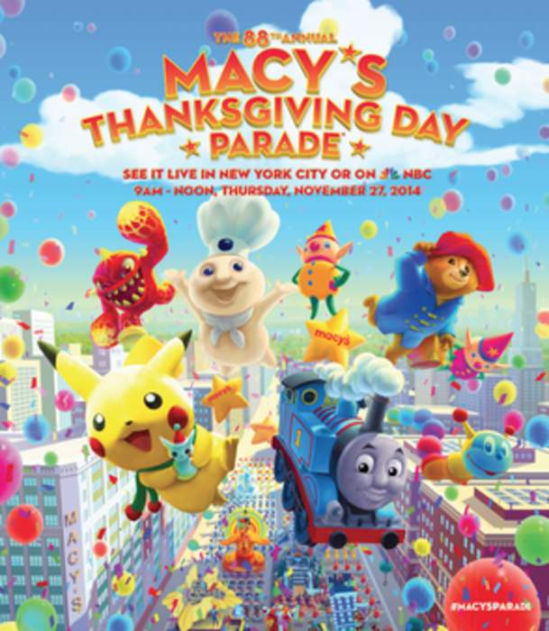 Macy's Thanksgiving Day Parade workers must be vaccinated, wear masks in New York City