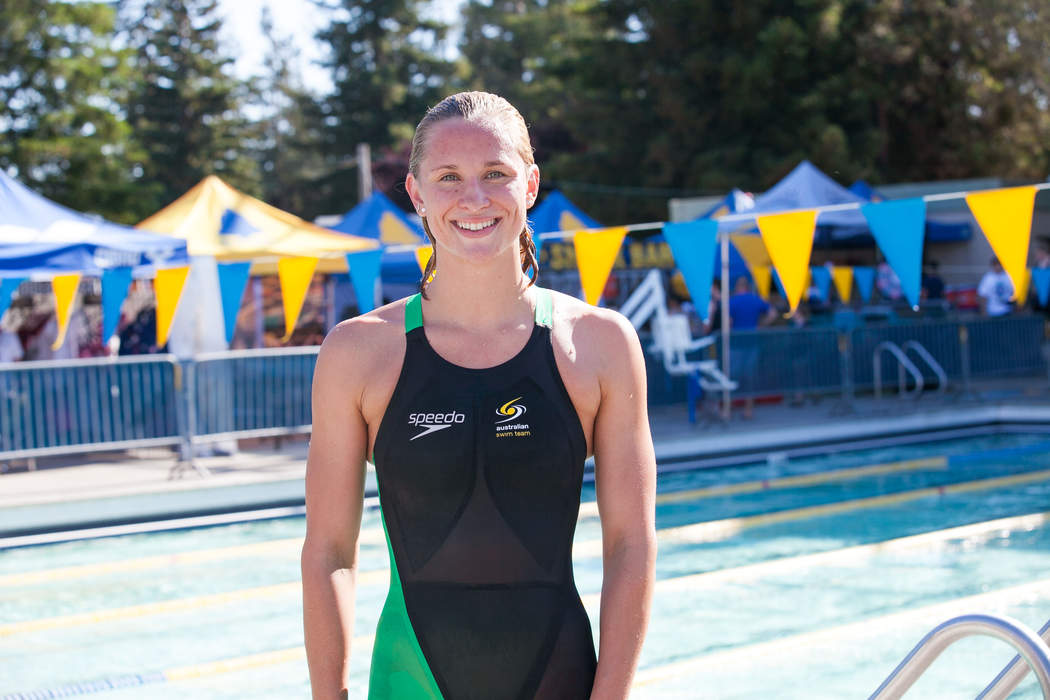 Australian swimmer Maddie Groves slams 'misogynistic perverts' as she withdraws from Olympics