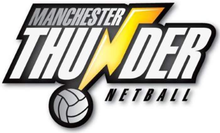 Netball Superleague: Manchester Thunder win derby, Team Bath stay top