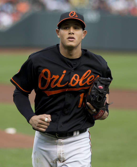 Manny Machado Melted Down Over Dodgers Pitcher's Celebration, 'F*** You!'