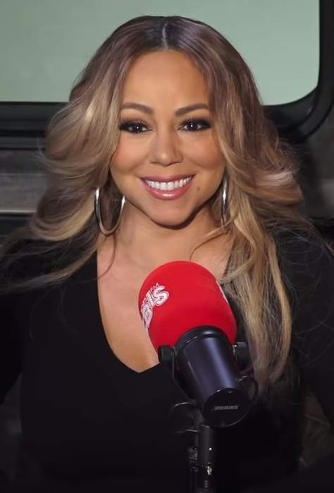 Mariah Carey Hits High Note As She Gets COVID Vaccine