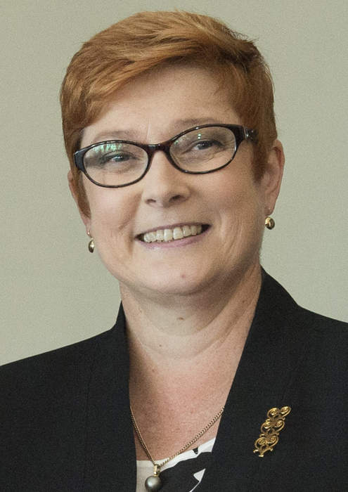Compensation for women invasively searched at Doha airport a matter for Qatar, Marise Payne says