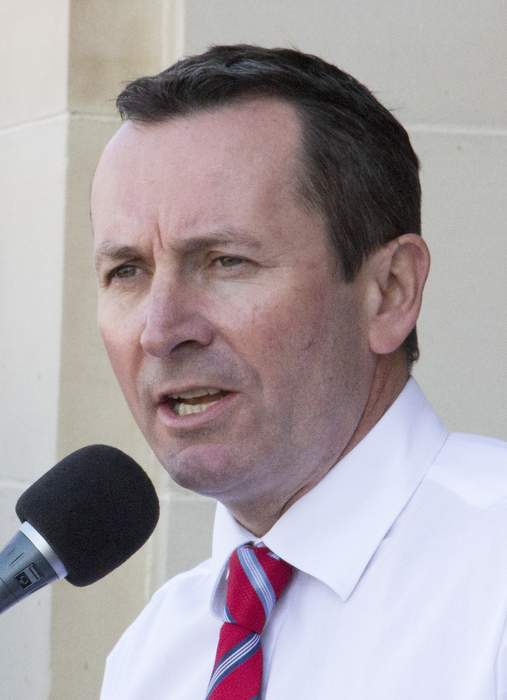 Anthony Albanese praises re-elected WA Premier Mark McGowan's win as 'extraordinary'