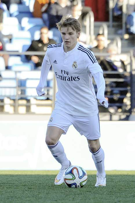 Martin Odegaard: Arsenal target 'wants to go to Real Sociedad' from Real Madrid