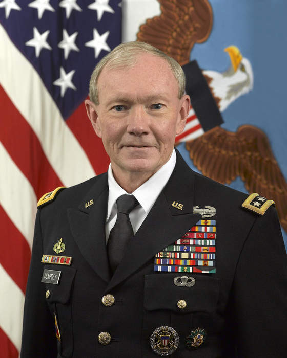 Iraqi forces capable of defending Baghdad: Joint Chiefs chairman