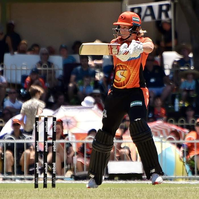 Australia's Lanning hits T20 record innings against England