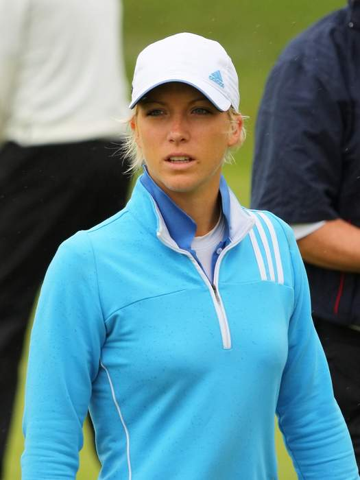LPGA Matchplay: England's Bronte Law and Mel Reid through to last 16