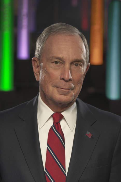 Michael Bloomberg kicks off presidential campaign in Virginia