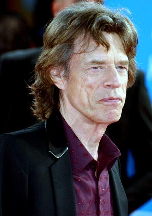 Mick Jagger and the Rolling Stones kick off North American tour