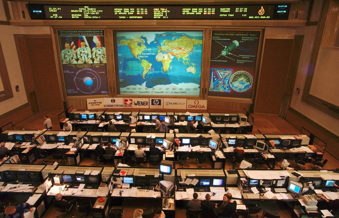 Mission Control restored 50 years after Apollo 11