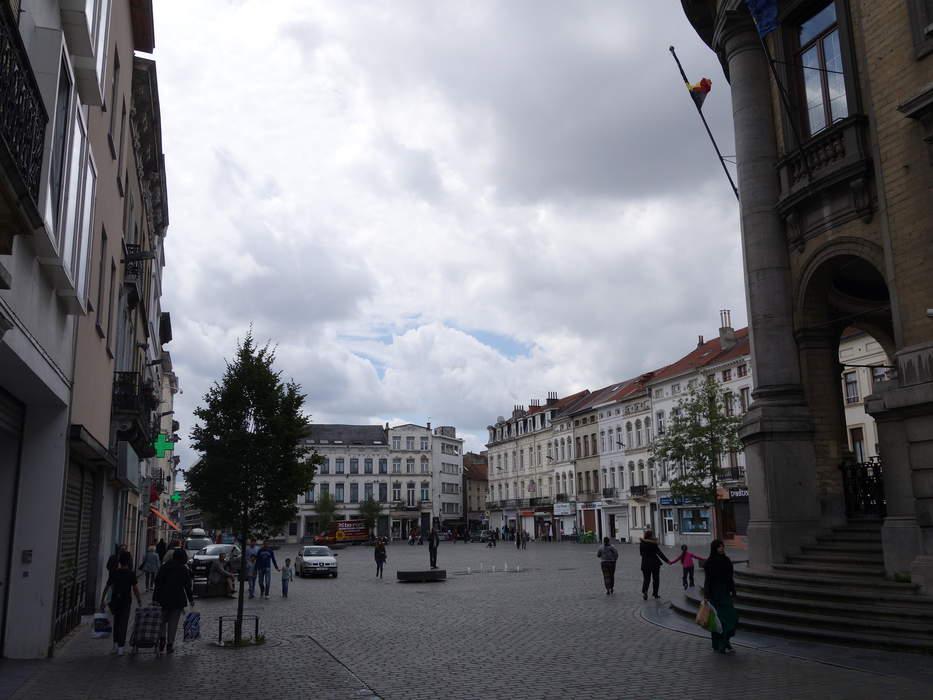 Inside Brussels neighborhood of Molenbeek
