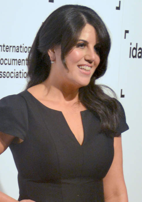 Monica Lewinsky Says Bill Clinton Should Apologize But She Doesn't Need It