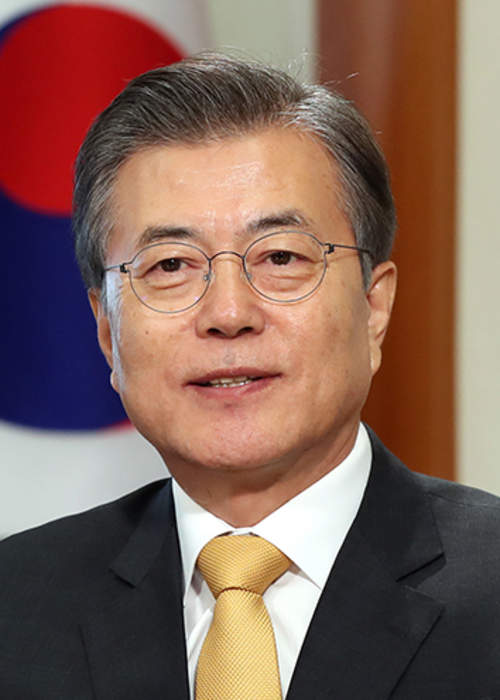 South Korean President Moon cancels planned trip to the UAE, Egypt and Turkey over coronavirus