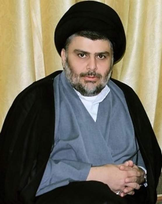 Influential Iraqi cleric Sadr calls for anti-U.S. demonstrations
