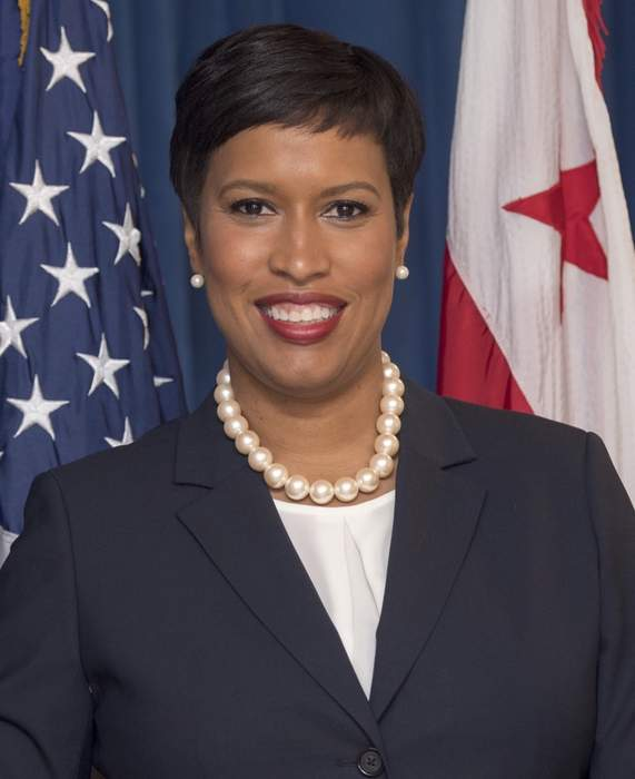 DC Mayor Bowser claims only 'one night of rioting' in city last summer