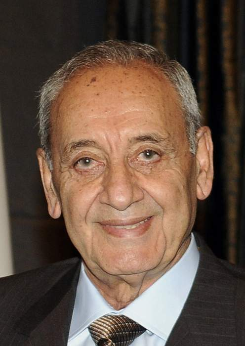 Lebanon's Berri says insists on Hariri as PM of next government- NBN television