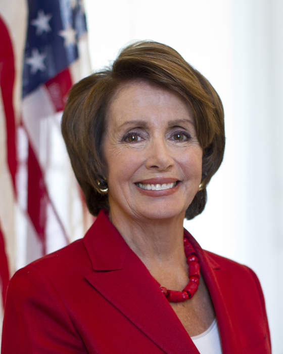 Capitol protester accused of trying to give Pelosi laptop to Russian intelligence
