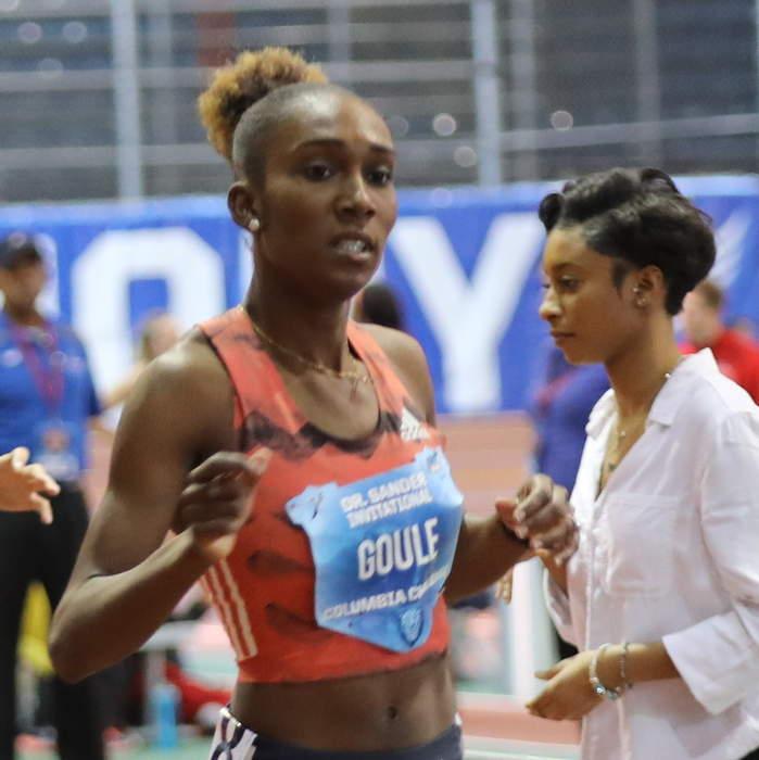Diamond League: Natoya Goule wins 800m ahead of GB's Keely Hodgkinson & Jemma Reekie
