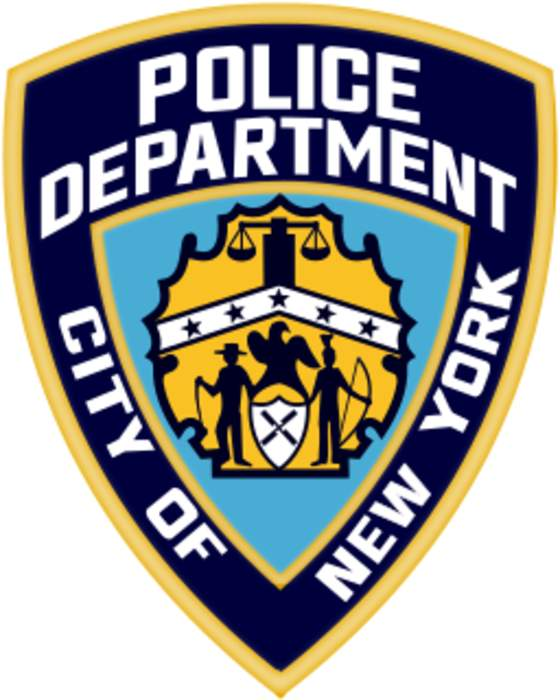 NYPD officer punished for wearing pro-Trump patch on uniform