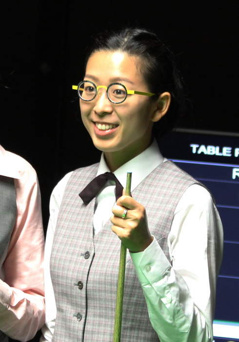 Ng On-yee on bow ties, playing with Marco Fu and promoting snooker in Hong Kong