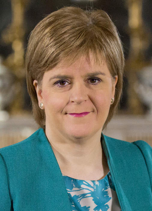 Nicola Sturgeon to be formally re-elected Scottish first minister