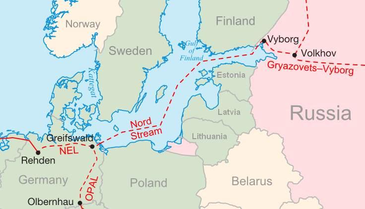 Merkel declares Nord Stream 2 pipeline deal with US 'good' for Ukraine