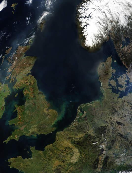 North Sea US jet crash caused by 'pilot error'