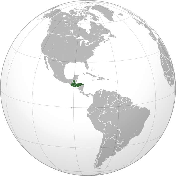 Northern Triangle of Central America