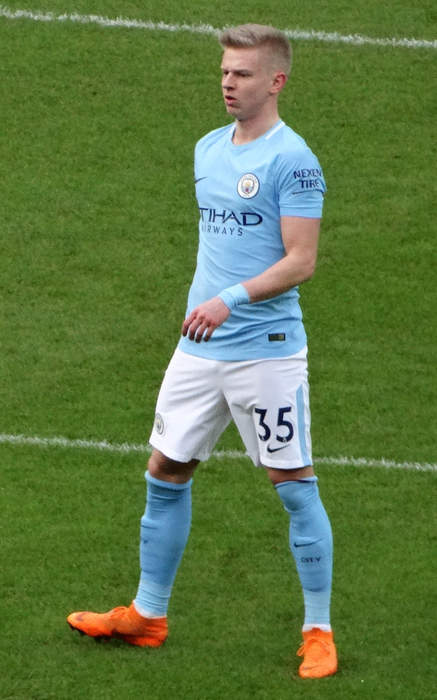 The youngster who fled his country and made it to the Premier League - the rise of Man City and Ukraine's Zinchenko