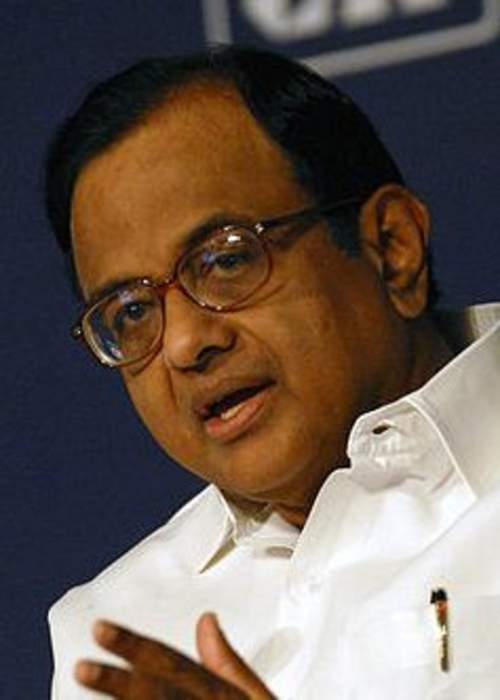 Former Indian finance minister Chidambaram arrested in corruption case