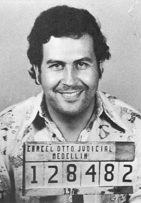 'Popeye', one-time assassin for Colombian drug lord Pablo Escobar, dies