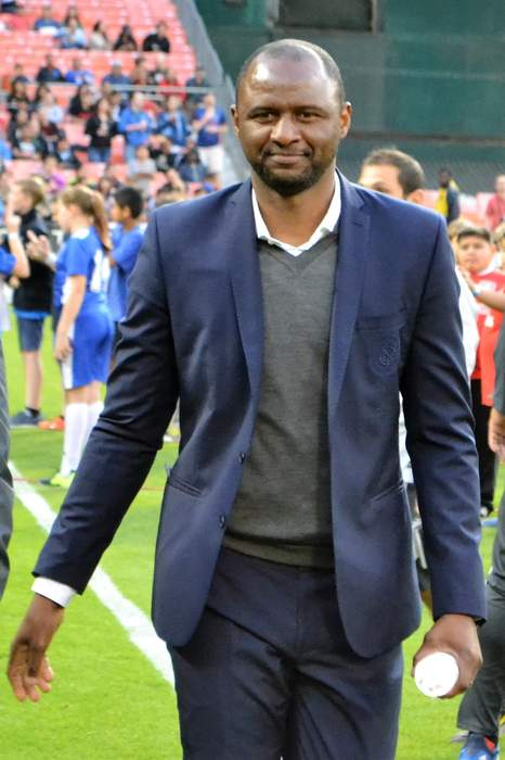 What kind of manager are Crystal Palace getting in Vieira?