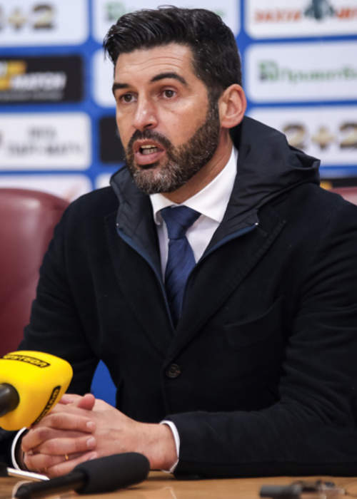 Paulo Fonseca: Tottenham close to appointing new manager