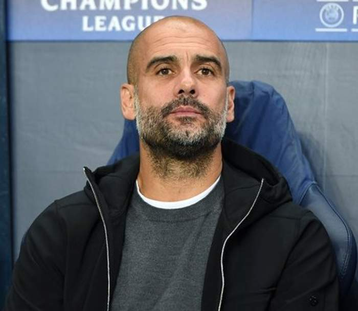 Pep Guardiola: Manchester City boss named manager of the year