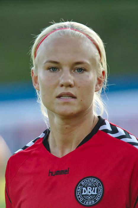 Pernille Harder: Chelsea Women sign Wolfsburg and Denmark forward