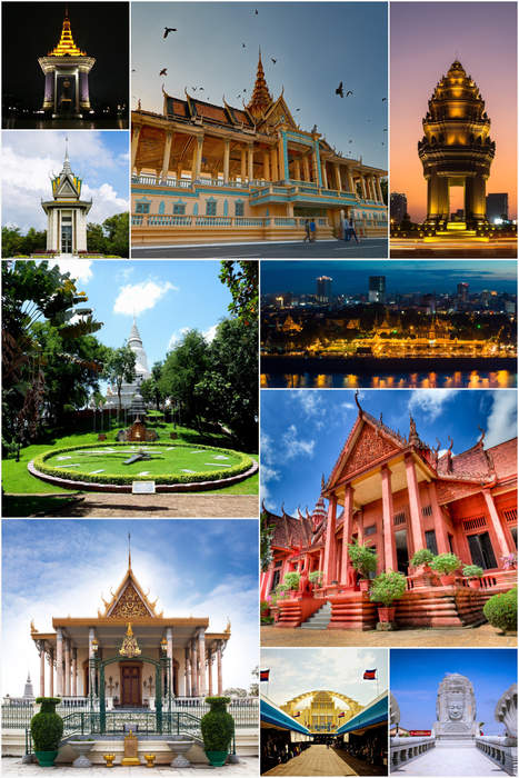 Phnom Penh turned to China, now it's the 'world's most vaccinated capital city'