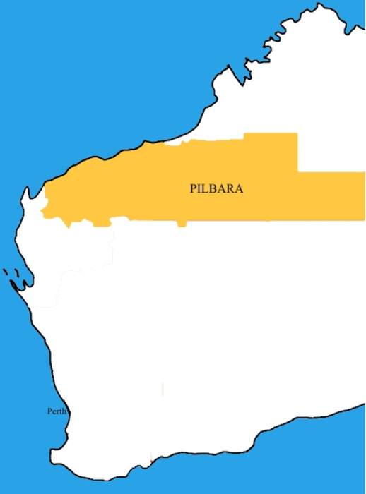 Kimberley, Pilbara residents told to prepare as tropical low approaches WA coast