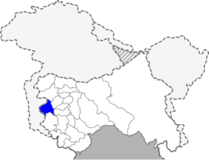 Poonch district, India