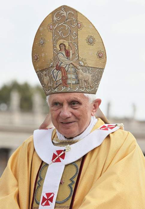 Former Pope Benedict leaves Vatican to visit ailing brother in Germany