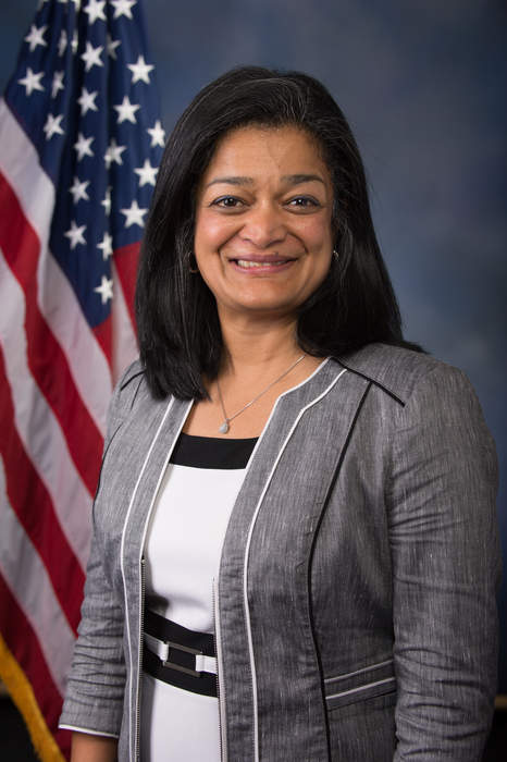 Jayapal says Democratic budget package includes amnesty for millions of illegal immigrants
